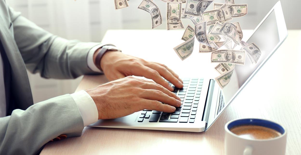 kiếm tiền từ affiliate marketing - Rentracks